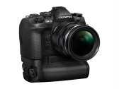 OM-D E-M1 Mark II EZ-M1240 HLD-9 black Product 350